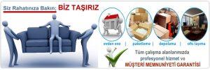 İstanbul ev eşyası taşıma