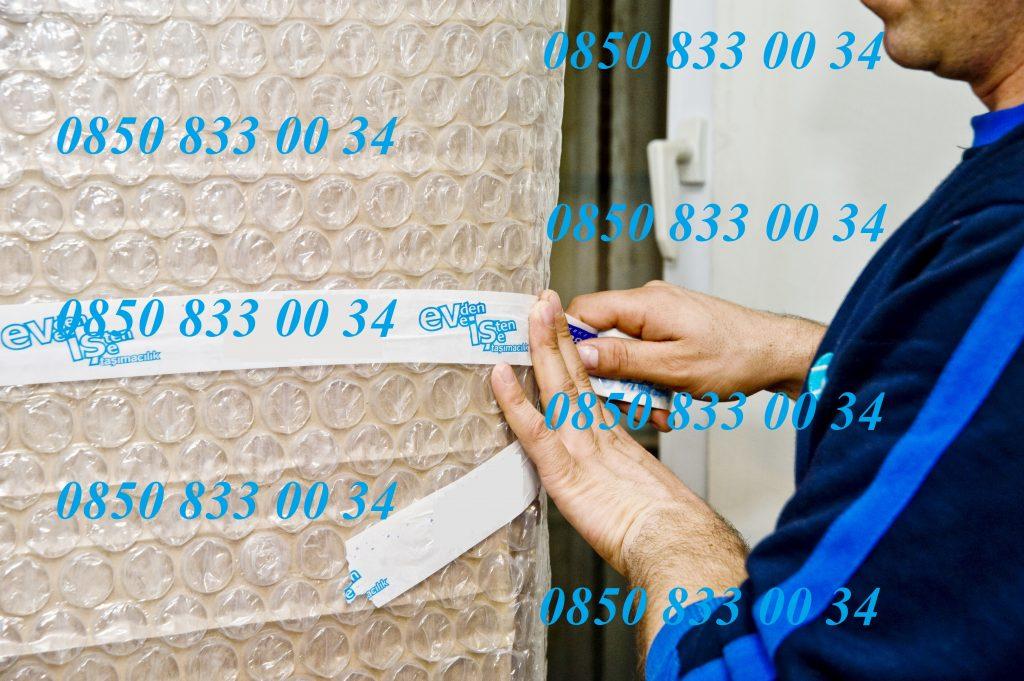 Mersin İstanbul Arası Nakliyat Firmaları